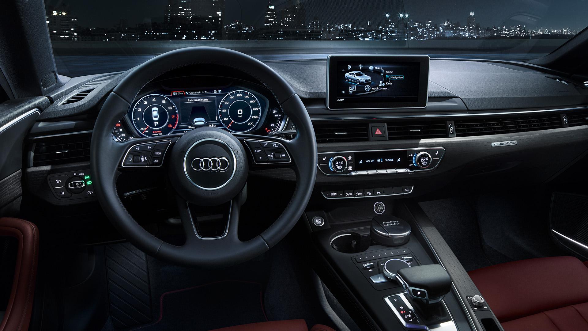 S5 Sportback Audi Middle East Arabic