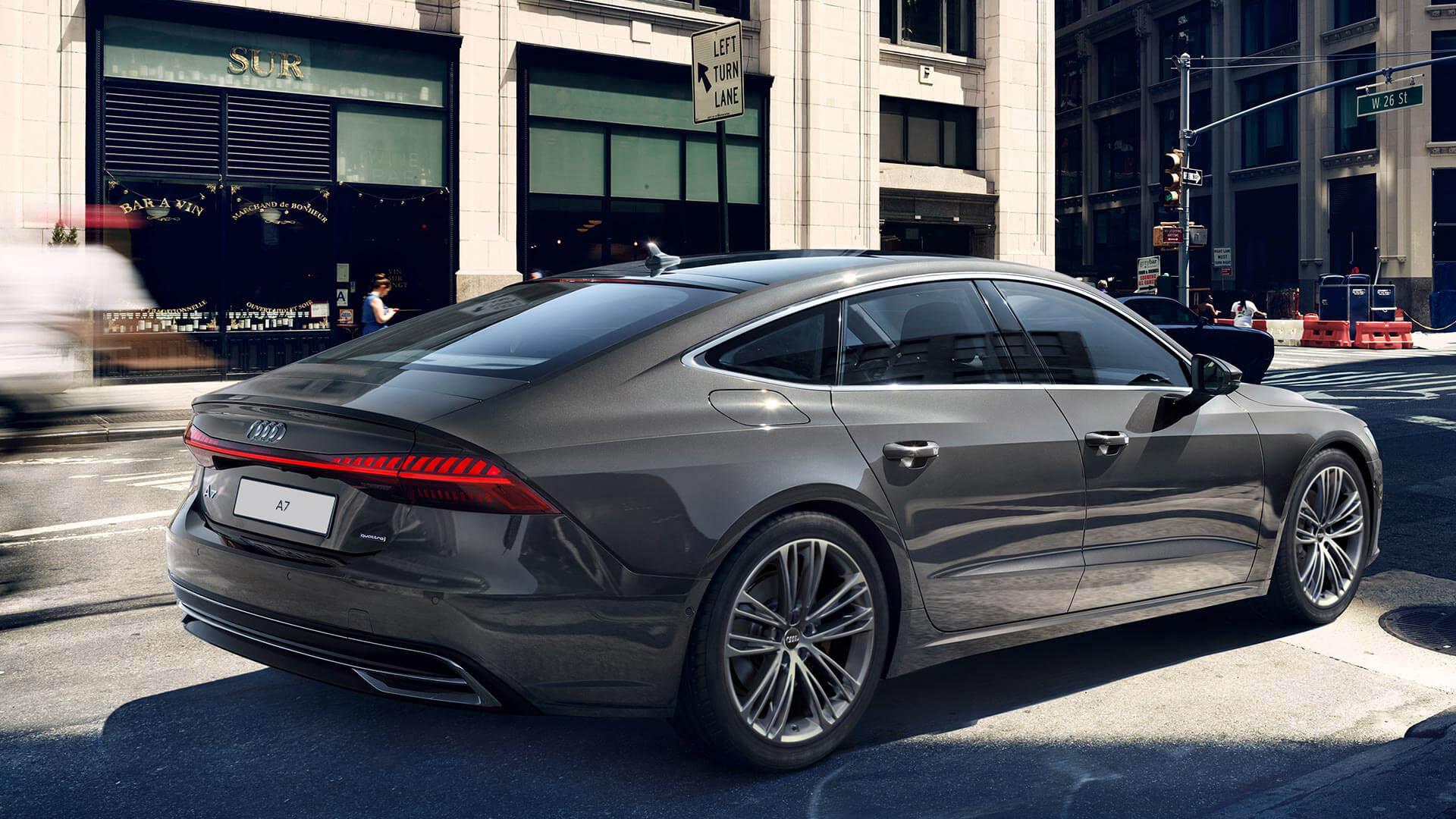 Kekurangan Audi A7 Rs Top Model Tahun Ini